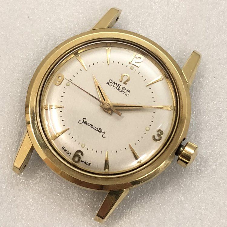OMEGA オメガ シーマスター 自動巻き腕時計