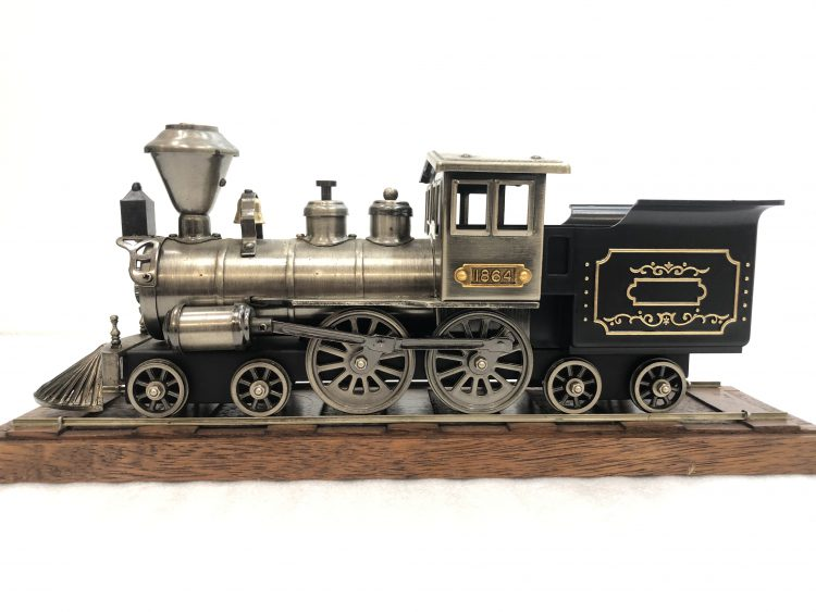 鉄道模型、機関車模型