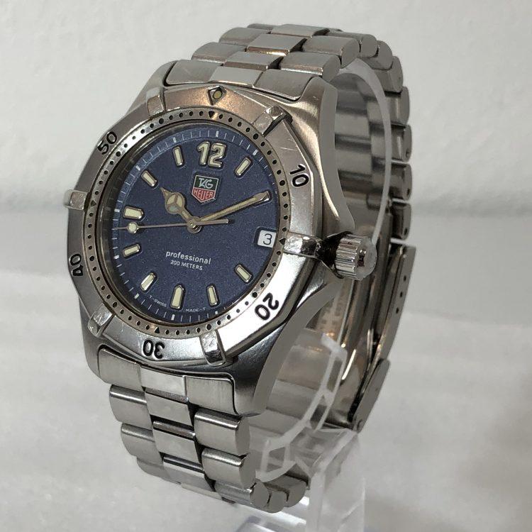 TAG HEUER タグホイヤー プロフェッショナル 腕時計